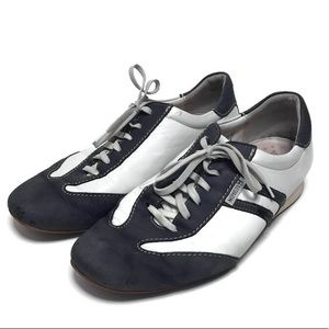 Mephisto Leather Sneakers